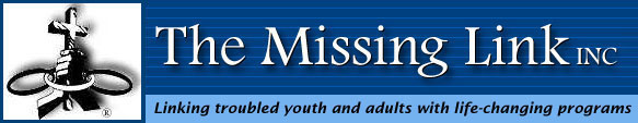 Founded by Kurt 'Mario' Haas in 1983, The Missing Link of Cleveland, Ohio is a nonprofit, charitable organization, offering global, practical help to youth and adults with life-controlling problems. Click here to find out more.