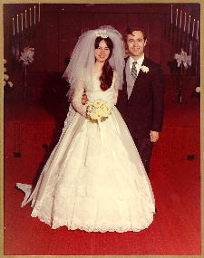 The Miracle Wedding - Kurt and Barbara (Wilmerton) Haas - April 29, 1972